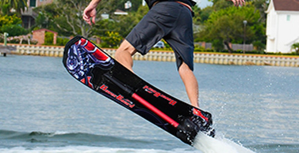 Try The Brand New Hoverboard